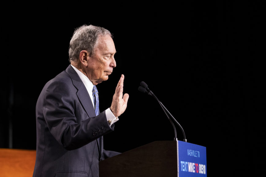Michael Bloomberg Fends Off Old Controversy, Trump Insults: The Rundown