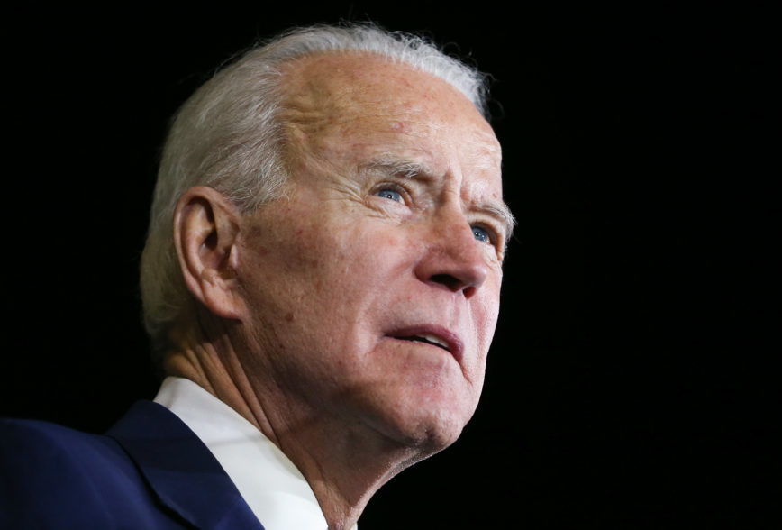 Joe Biden forms committee to choose Democratic running mate