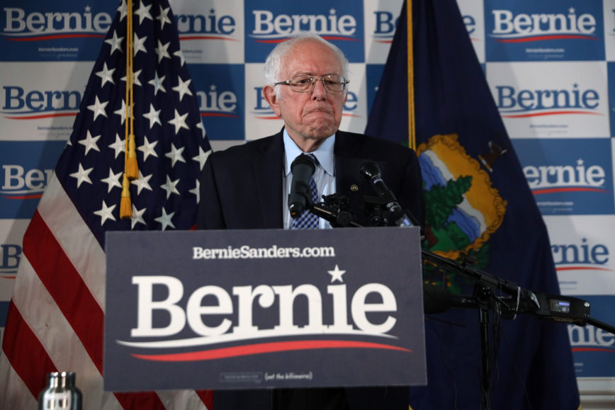 Sanders confident of successful election campaign